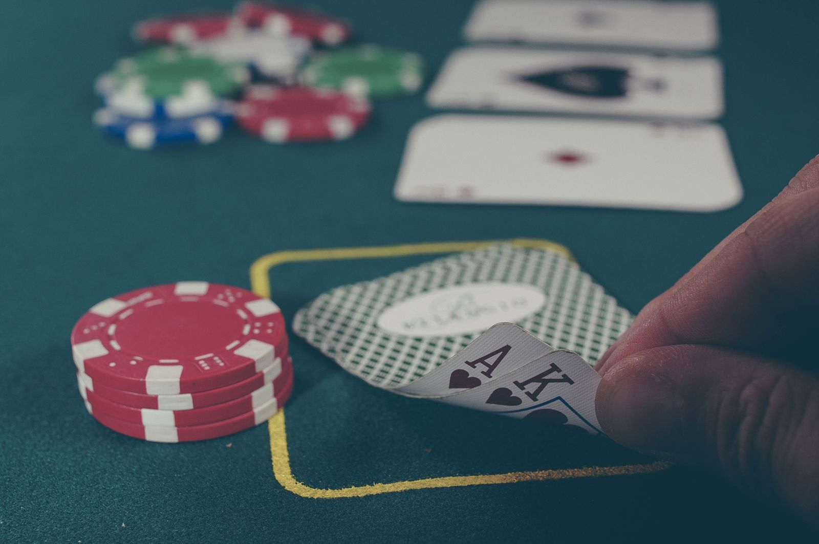 This Study Will Good Your Gambling: Learn Or Miss Out
